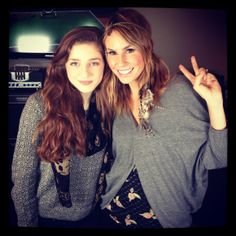 Birdy & #fangirl Keltie