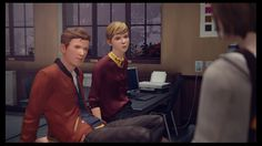 They are best friends bless them they are trash | Life Is Strange Game - Victoria, Nathan And Max