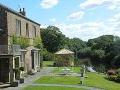 Dream Venue: Tanfield House, Yorkshire. Intimate & idyllic.   Read more: http://bridesupnorth.com/2016/02/03/dream-venue-tanfield-house/  #wedding