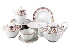 Russia's Imperial Porcelain & Tea