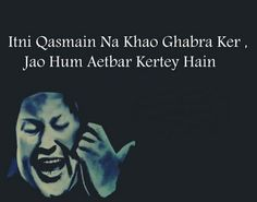 Hmm yeh b theeek h Nfak Quotes, Sufi Quotes, People Quotes, Poetry Quotes, Hindi Quotes, Qoutes, Rahat Fateh Ali Khan, Nusrat Fateh Ali Khan, Hindi Words
