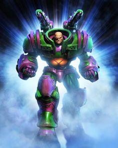 Lex's Power-Suit/Mech-Suit