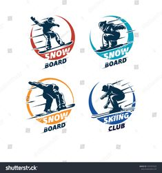 Find Set Winter Sport Logo Snowboarding Logo stock images in HD and millions of other royalty-free stock photos, illustrations and vectors in the Shutterstock collection. Thousands of new, high-quality pictures added every day. Snowboarding Quotes, Snowboarding Videos, Snowboarding Outfit, Snowboard Girl, Snowboard Bedroom, Snowboarding Photography, Sports Logo, Winter Sports, Image Vector