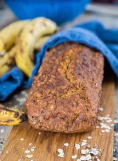 Bananbröd, saftigt, snabbt och enkelt! | Fredriks fika - Allas.se Baking Recipes, Banana Bread, Steak, Food And Drink, Cookies, Cake, Cooking Recipes, Pie Cake, Biscuits