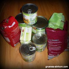 grünes einhorn: 10 Tipps gegen Alu+Plastik