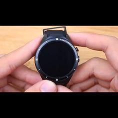 Smart Watch , The Smart GPS Watch integrates network and offers wireless GPS tracking, calling and SOS voice services to ensure your safety. The device comes wit. Stylish Watches, Luxury Watches, Watches For Men, Popular Watches, Smartwatch, Instructional Technology, Swiss Army Watches, Technology Tools, Things To Buy