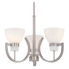 Found it at Wayfair - Hudson Bay 3 Light Mini Chandelier