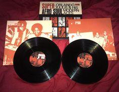 Orlando Julius And His Modern Aces Super Afro Soul #VINYL ALBUM x2 LP #AFROBEAT