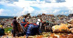 A 15 km do Planalto, a vida no maior lixão ativo da América Latina