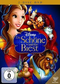 Die Schöne und das Biest  1991 USA      Jetzt bei Amazon Kaufen Jetzt als Blu-ray oder DVD bei Amazon.de bestellen  IMDB Rating 8,0 (150.781)  Darsteller: Paige O'Hara, Robby Benson, Richard White, Jerry Orbach, David Ogden Stiers,  Genre: Animation, Family, Fantasy,  FSK: o.Al.