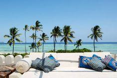 Matemwe Retreat roof terrace seaview, Zanzibar