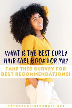 Trying to find the best natural hair book for your curly hair care issues? Try out this survey to get the best recommendations and more. New year, new hair, new you! #hairstyle #hairstyles #haircare #curlyhair #beauty #hair #naturalhaircare #naturalhaircareinformation #naturalhaircarebooks #curlyhaircare #curlyhaircarereading #curlyhaircarebooks #hairgrowthinformation Curly Hair Care, Curly Hair Styles, Natural Hair Styles, Natural Haircare, Hair Growth Oil, Healthy Hair, New Hair, Skincare, Hairstyles