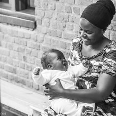 Marlène is HIV+, but her four month old son Bruno is HIV free. This is the beginning of an AIDS FREE GENERATION.