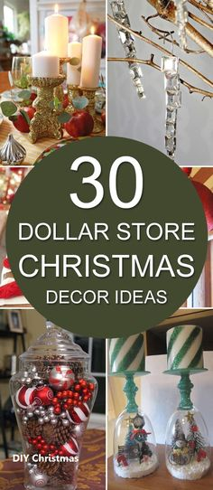 Try your hand at some of these awesome DIY dollar store Christmas decorations th… – The Best DIY Outdoor Christmas Decor Dollar Store Christmas, Christmas On A Budget, Christmas Home, Christmas Ornaments, Rustic Christmas, Christmas Island, Amazon Christmas, Xmas, Christmas Vacation