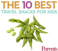 These portable #snacks are the perfect option to pack, whether you're traveling near (the grocery store) or far (the beach!).