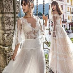 casual dresses for women for sale White Lace Gown, Lace Gowns, Open Back Wedding Dress, Haute Couture Dresses, White Bridal, Casual Dresses For Women, Wedding Styles, Fashion Models, Wedding Gowns