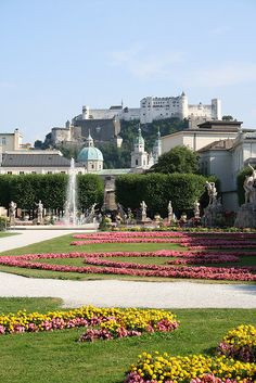 Salzburg,Austria....One of my favorite spots I have ever been! You must do the Sound of Music tour while there.
