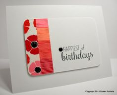 Another Washi Tape Card