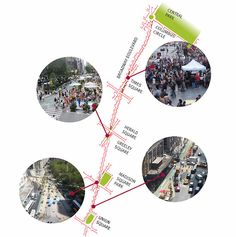 Jan Gehl: 'summer streets', a 7 mile car-free route in new york city, 2009