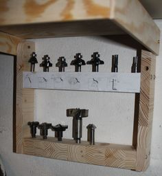Fräser-Regal Bauanleitung zum selber bauen | Heimwerker-Forum