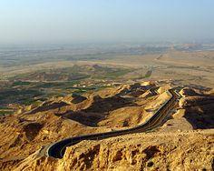 An oasis in the desert...Al Ain, UAE...