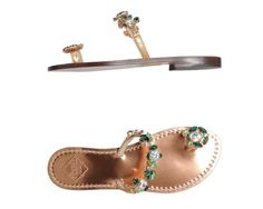 Wondering what to put on your feet this summer (if you're a girl)? Search no more. Live from Capri Italy, we give you fine handcrafted italian leather, Swarovski crystals, rocks and coral for your pedicured toes to wiggle in the sun all summer. The whole 2014 collection of this very well inspired Amalfi Lady soon on The Hobo Society.  www.hobosociety.com www.facebook.com/hobosociety #shoes #italian shoes #sandals #Swarovski #fashion #summer #itshoes