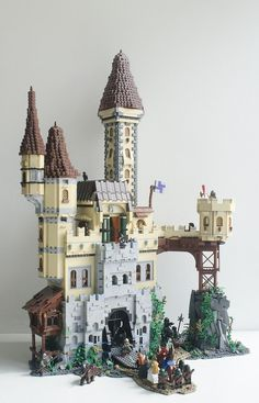 a5113b55947 A castle I build. Just for fun