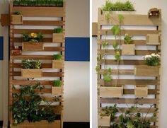 indoor vertical garden apartment - Google Search