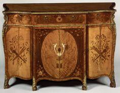 Commode   British   Circa 1771-73. Maker unknown. The Metropolitan Museum of Art