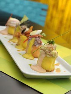 causas (adaptation of peruvian food)