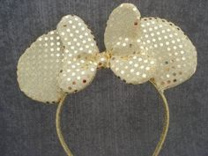 Sparkly Mouse Ears