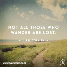 #wanderlust #wanderio #travel #quotes #tolkien www.wanderio.com