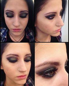 smokey eyes #makeup