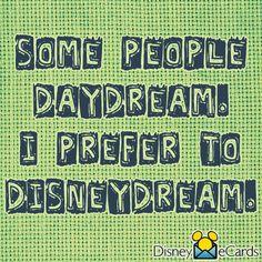 Dream Disney!