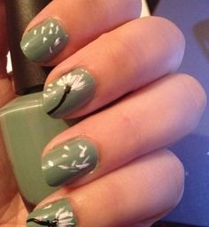 How to Dandelion Nails