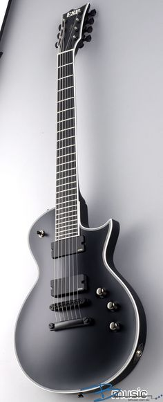 ESP Eclipse-II 24 USA 7-string 27. Beautiful 7- string
