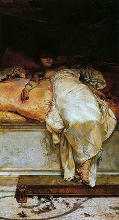 Henrique Bernardelli - Messalina, I want this in my room! Women In History, Traditional Art, All Art, Female Art, Collage Art, Illustration Art, Illustrations, Artsy, My Arts