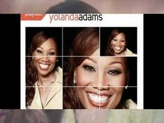 Yolanda Adams The Battle Is Not Yours, It's The LORD'S.