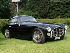 Talbot Lago T26 GS Oblin Coupe 1948 - probably in my top 10 cars of all time