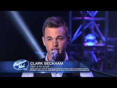Clark Beckham - Georgia On My Mind - American idol Runner Up 2015 - YouTube
