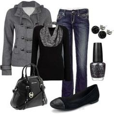 LOVE this casual outfit!! Annnnnnd it