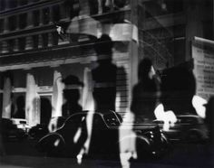 Fifth Avenue (window reflections) Lisette Model, ca 1940