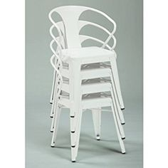 tabouret stacking chairs