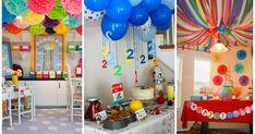 9 Ideas espectaculares para decorar techos para fiestas