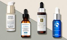 10 Face Serums That Will Banish Fine Lines and Wrinkles Best Wrinkle Serum, Anti Aging Serum, Anti Wrinkle, Facelift Without Surgery, Sagging Skin, Face Serum, Organic Skin Care, Natural Oils, Healthy Skin