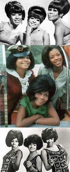 The Marvelettes — Gladys Horton, Wanda Rogers & Katharine Anderson