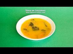 Sopa de Legumes | SaborIntenso.com