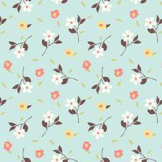 Papel de Parede Floral 113                                                                                                                                                                                 Mais