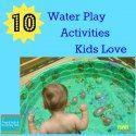 http://www.frogsandsnailsandpuppydogtail.com/2013/04/10-water-play-activities-kids-love.html