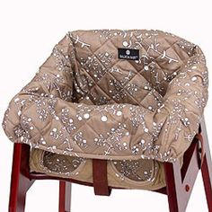 Balboa Baby High Chair Cover, Khaki Berry (Discontinued by Manufacturer) Black And White Leaves, White Leaf, Best High Chairs, Christening Gifts For Boys, Highchair Cover, Baby Chair, Baby Mine, Future Baby, Baby Car Seats